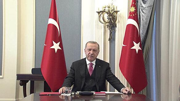 Cumhurbaşkanı Erdoğan'dan sosyal medyada hakaret yağdıranlara sert tepki: Bu alçakların peşini bırakmayacağız