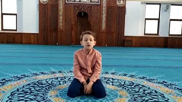 Sesiyle gönülleri fetheden Musab: Babamı örnek alıyorum