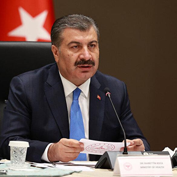 Bakan Koca duyurdu: İstanbul'da çok yakında DSÖ ofisi açılacak