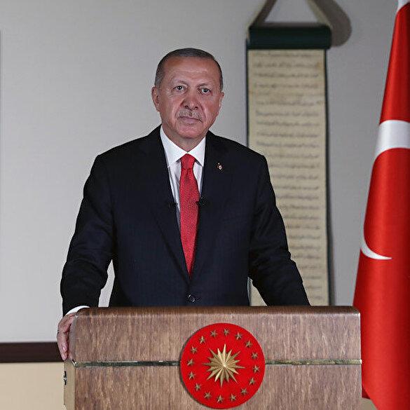Cumhurbaşkanı Erdoğan: Herkes alınan Ayasofya Camii kararına saygılı olmalı