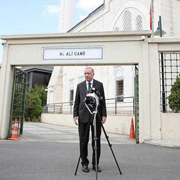 Cumhurbaşkanı Erdoğan: Ermenistan işgalcidir. Kardeş Azerbaycan'ı kesinlikle yalnız bırakmayız