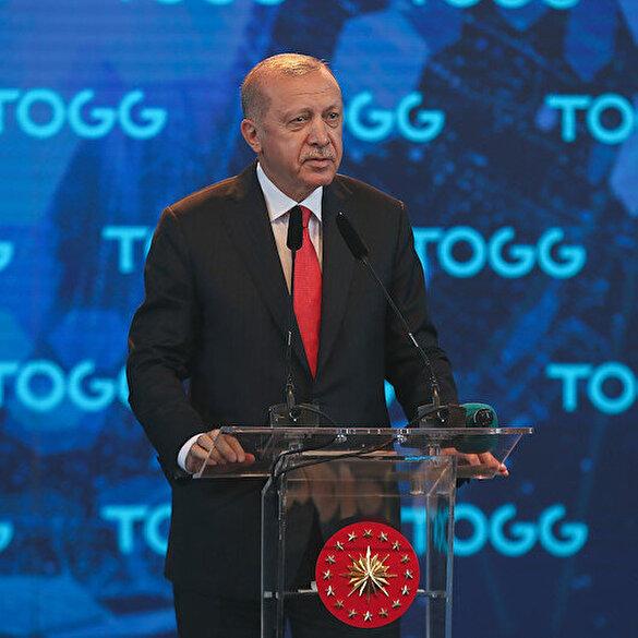 Cumhurbaşkanı Erdoğan: Devrim Otomobilleri en başından beri öksüz kaldı