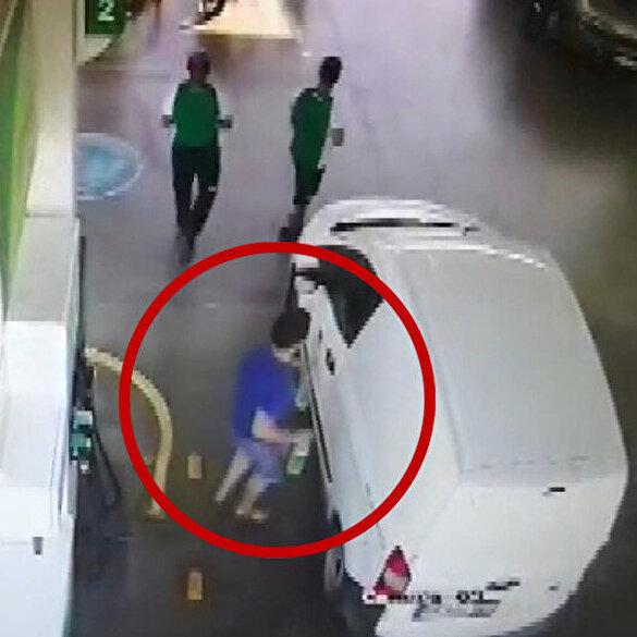 Pınar Gültekin cinayetinde katilin benzinlikteki görüntüleri ortaya çıktı