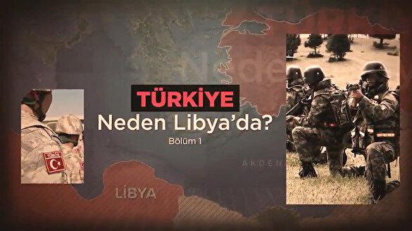 İletişim Başkanlığı paylaştı: Türkiye neden Libya'da?