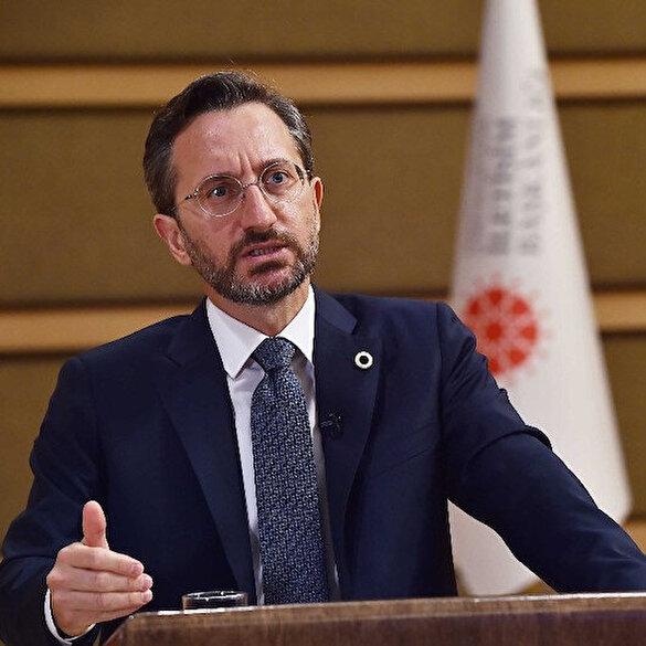 İletişim Başkanı Fahrettin Altun FETÖ ile mücadelenin altını çizdi