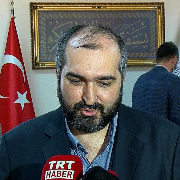 Ayasofya Camii baş imamı Boynukalın: Bu çok büyük bir gurur
