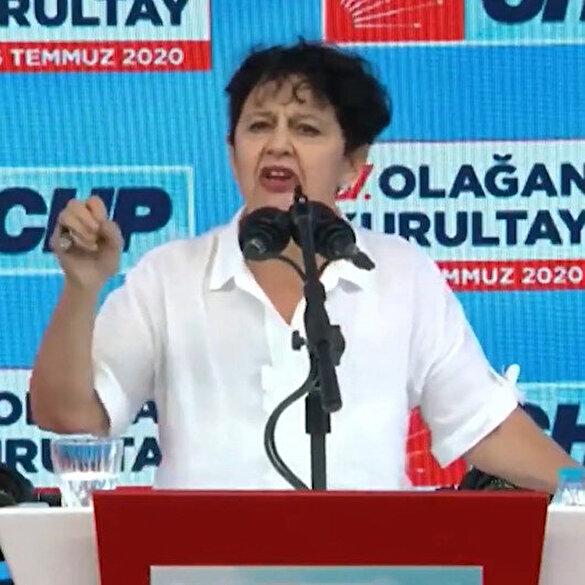 CHP'li delege kaset komplosunu hatırlatınca sesi kesildi