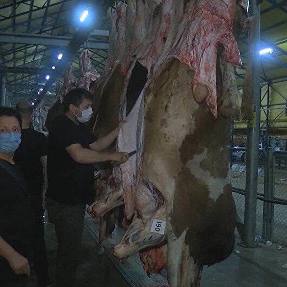 İBB'den kurban kesim rezaleti: Hayvanlar askıda kaldı, kasaplar kaçtı