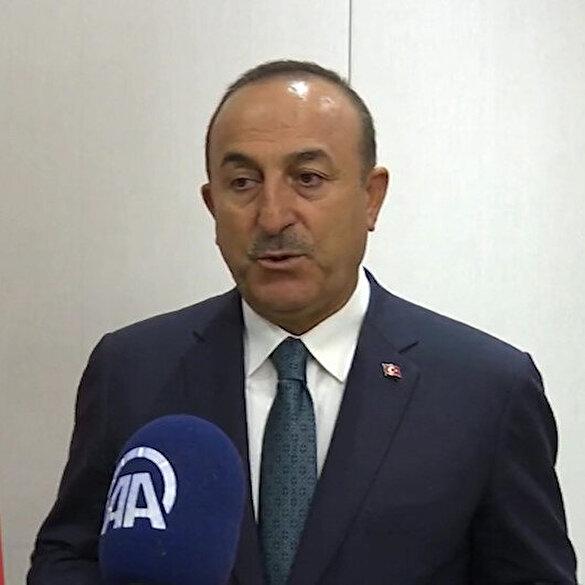 Bakan Çavuşoğlu'ndan Yunanistan-Mısır anlaşmasına tepki: Yok hükmünde olduğunu göstereceğiz