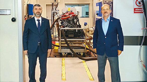 Cumhurbaşkanı Erdoğan'dan savunma sanayisinde başarı gösteren TÜMOSAN'a teşekkür