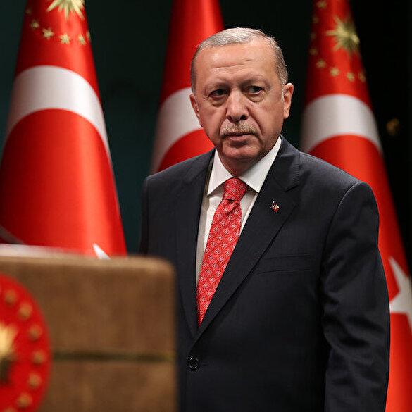 Cumhurbaşkanı Erdoğan: Türkiye'nin 18 yılda nereden nereye geldiğini daha iyi anlamalıyız
