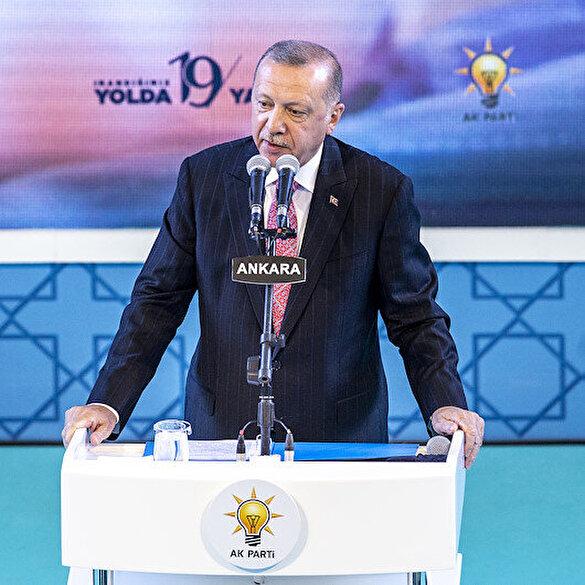 Cumhurbaşkanı Erdoğan: Oruç Reis'e saldırırsanız ağır bedel ödersiniz