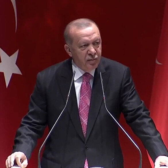 Cumhurbaşkanı Erdoğan'dan Macron'a sert tepki: Bunların derdi tekrar sömürgeci yapıyı ayağa kaldırmak