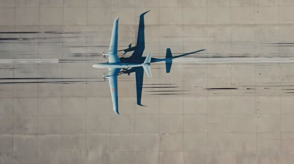 5,5 tonluk dev insansız hava aracı: Havada tüm dengeler değişecek