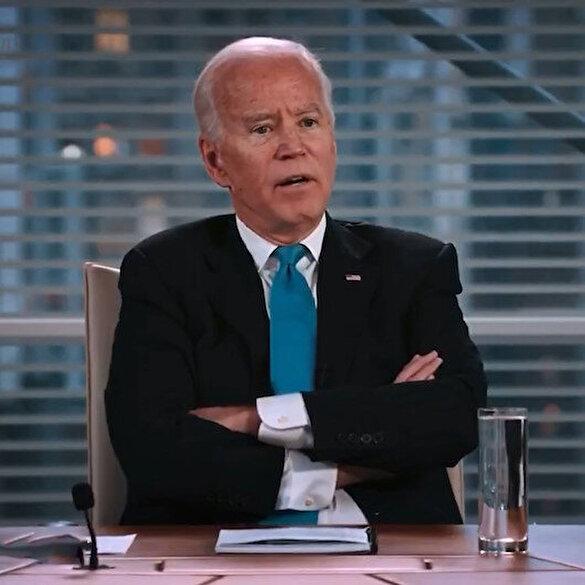 ABD Başkan Adayı Joe Biden: Türkiye'de muhalefeti desteklediğimizi açıkça göstermeliyiz