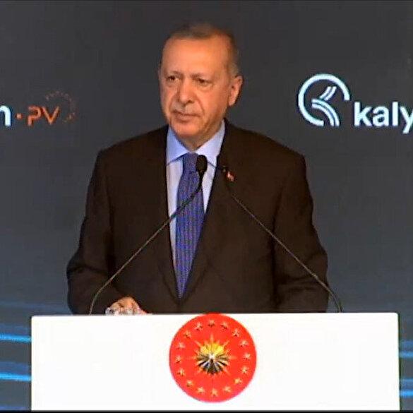 Cumhurbaşkanı Erdoğan'dan merak uyandıran açıklama: Türkiye'de yeni bir dönem açılacak, bizde rüyası içerisindeyiz