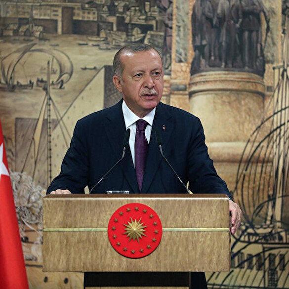 Cumhurbaşkanı Erdoğan büyük müjdeyi açıkladı: Karadeniz'de 320 milyar metreküplük doğal gaz rezervi keşfettik