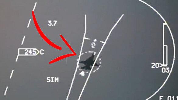 MSB'den flaş paylaşım: Yunanistan'a ait 6 adet F-16 Navtex bölgesinden uzaklaştırıldı