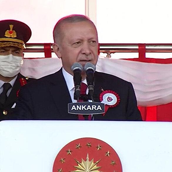 Cumhurbaşkanı Erdoğan: Yunanistan ve Fransa kifayetsiz yöneticileri yüzünden ödeyecekleri bedeli biliyor mu?