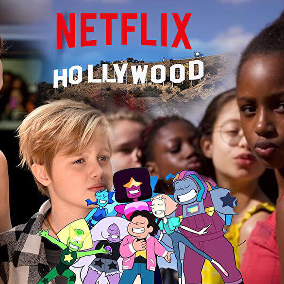 LGBT'nin en güçlü maşaları: Netflix ve Hollywood Eşcinsellik propagandasının arkasında kimler var?