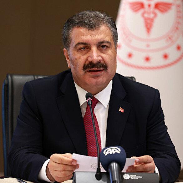 Bakan Koca duyurdu: Vaka sayısının en fazla olduğu il Ankara