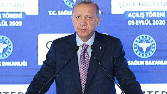 Cumhurbaşkanı Erdoğan: Türk Milleti olarak her ihtimale hazırız