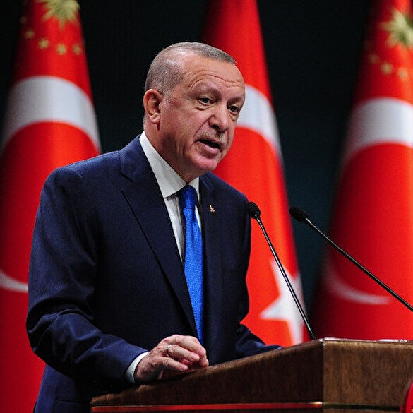Cumhurbaşkanı Erdoğan'dan Yunanistan'a sert uyarı: Açık söylüyorum, anı geldiğinde korkarım ki bedelini ağır ödemezler