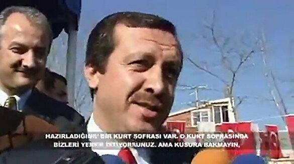 Cumhurbaşkanı Erdoğan'dan Türkiye düşmanlarına: Biz size büyük geliriz, bizi yiyemezsiniz