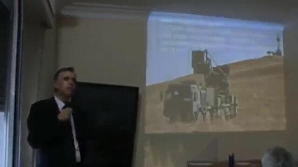 Yunan uzmanlar konferanslarında saatlerce Türk donanmasını anlatıyor