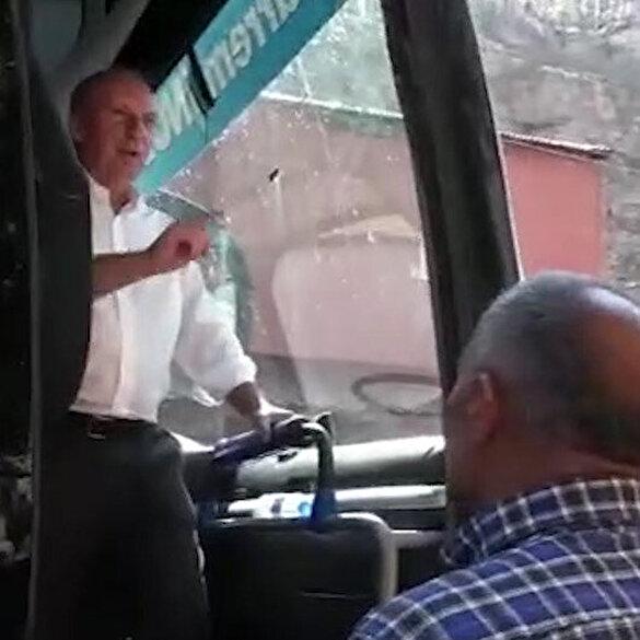 Muharrem İnce Şırnaklılara 'Parti kurayım mı' diye sordu: Kur, kur!