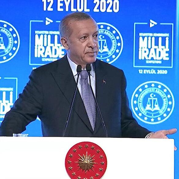Cumhurbaşkanı Erdoğan'dan Macron'a: Senin şahsımla daha çok sıkıntın olacak