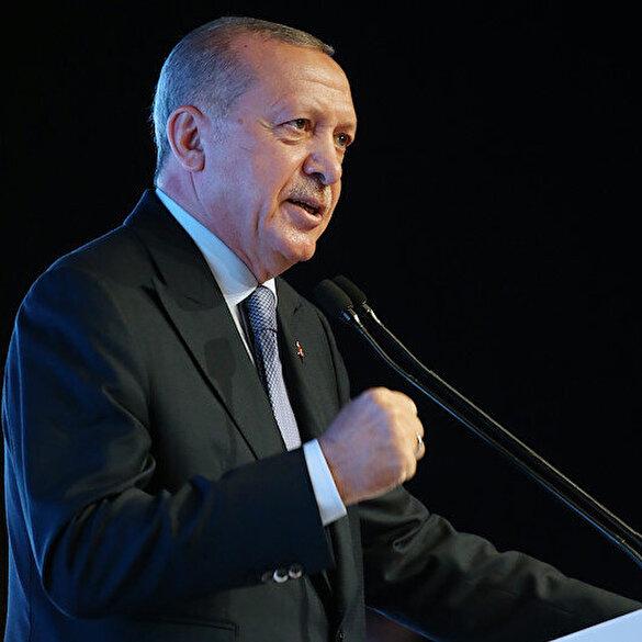 Cumhurbaşkanı Erdoğan'dan Yunanistan'a uyarı: Kalkıp adaların etrafında 'zodiac'larla dolaşıyorlar. Yanlış yollara girmeyin