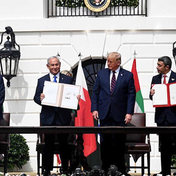 İhanet anlaşması imzalandı
