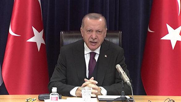 Cumhurbaşkanı Erdoğan bir bir anlattı: Türkiye bu mücadeleleri vermezse ne olur?