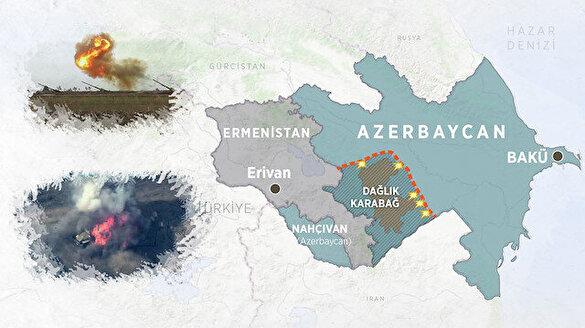 Azerbaycan-Ermenistan çatışmasında kritik 72 saat: Türkiye dengeleri değiştirdi