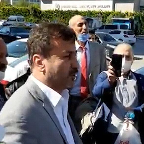İYİ Parti Genel Merkezi'nde tekme tokat kavga: Dikbayır toplantı basıp darp etti