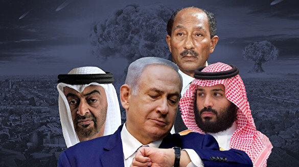 Arap ülkeleri İsrail'e nasıl teslim oldu?
