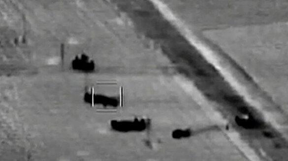 Azerbaycan ordusu, saldırı hazırlığındaki Ermenistan'ın füze sistemlerini imha etti