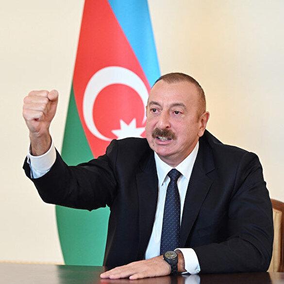 İlham Aliyev, işgalden kurtarılan Zengilan ve diğer kentlerin isimlerini açıkladı