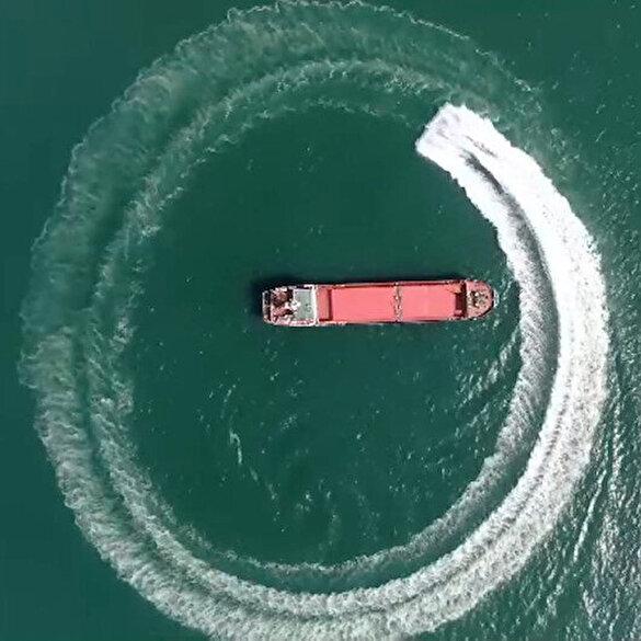 Mersin'de film gibi operasyon: Brezilya'dan gelen konteynerde 220 kilo kokain ele geçirildi