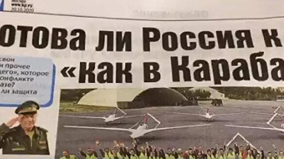 Rus medyası, Rusya'nın SİHA yetersizliğini konuşuyor: Rusya SİHA savaşına hazır mı? Cevap hayır