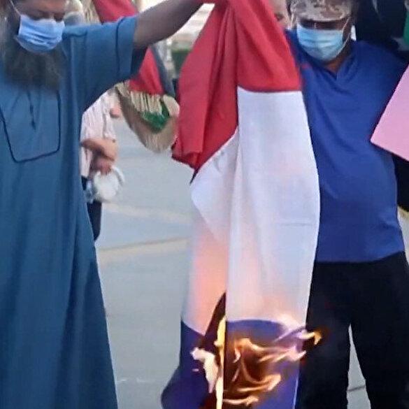 İslam ve HZ. Muhammed düşmanı Fransa'ya karşı öfke çığ gibi büyüyor
