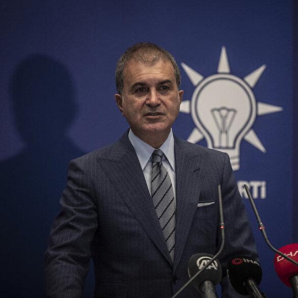 AK Parti Sözcüsü Çelik: Diyarbakır Anneleri'ne hakaret edenler vicdanlarını terör örgütüne satmıştır