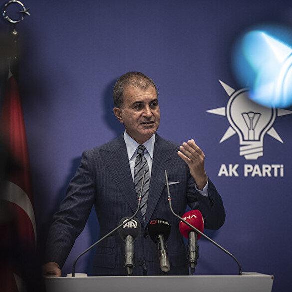 AK Parti Sözcüsü Çelik: Macron'un