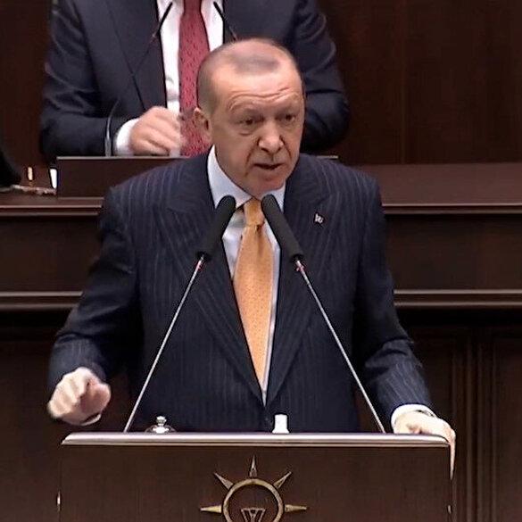 Erdoğan Putin'le görüşmesini anlattı: Kırmızı çizgilerimizi de söyledik, bunlar aşıldığında babamızın oğlu olsa gözümüz görmez