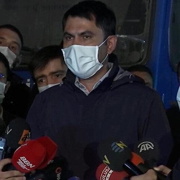 Bakan Kurum, depremzedelere yapılacak yardımların başladığını bildirdi: 30 bin lire eşya yardımı yapılacak
