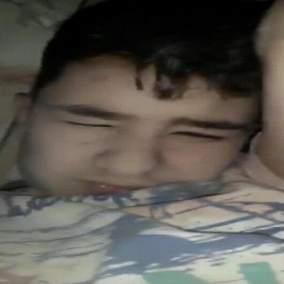 10 saat sonra kurtarılan 15 yaşındaki Günay Özışık, enkaz altında yaşadıklarını kaydetmiş