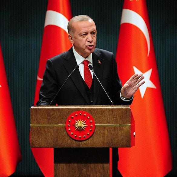 Cumhurbaşkanı Erdoğan: Lokanta, berber ve sinemalar saat 22:00'de kapanacak