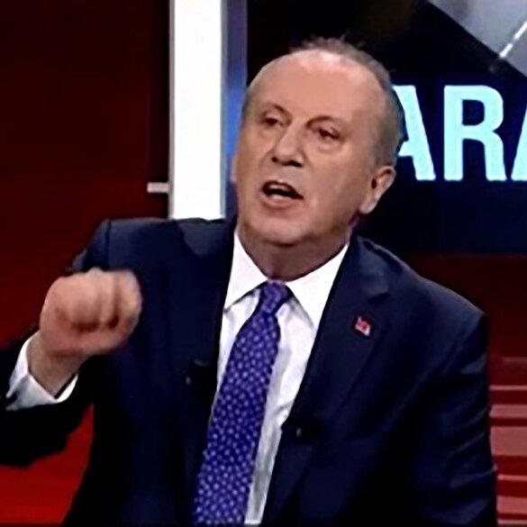 Muharrem İnce'den flaş açıklamalar: Yalanların kurgu merkezi CHP Genel Merkezi