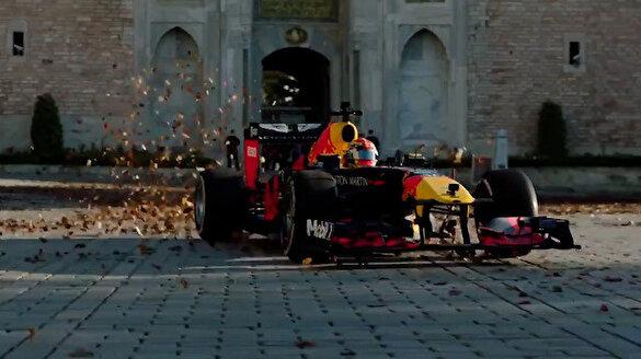 Formula 1'de Türkiye Grand Prix'si heyecanı: İlk fragman sosyal medya hesabından paylaşıldı
